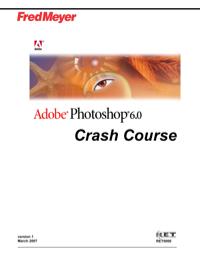 Adobe Photoshop 6.0 Crash Course cover